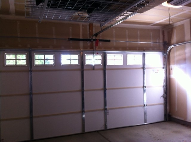Job Portfolio Garage Door Repair In Roseville